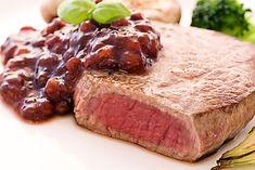 Moje kuchařka | ReceptyOnLine.cz - kuchařka, recepty a inspirace Meatloaf, Steak, Fruit Jam, One Pot Meals, Food, Meat Loaf, Steaks, Beef