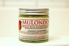 MULONDON Organic Rose, Rosehip & Rosemary Moisturiser   My vegan FACE ROUTINE   *ONCE UPON A CREAM Vegan Beauty Blog*