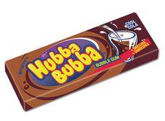 Hubba Bubba Bubble Gum - cola flavour best one
