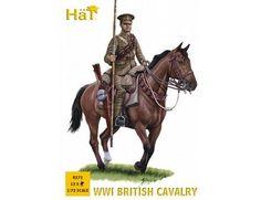 British Cavalry 1/72