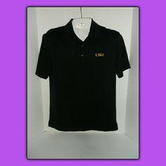 🎉SALE🎉Men' polo shirt  NWOT Men's Polo shirt LSU Tigers ???? Oxford America veri cool Shirts Polos