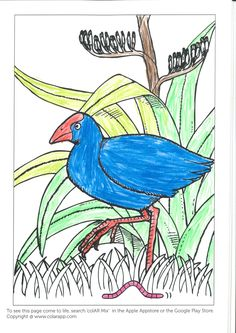 colar mix coloring pages - photo#32
