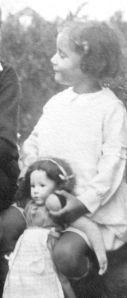 "Erste Käthe Kruse ""Puppe8"" bei Familie Hübner (1929)"