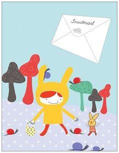Postcard Snailmail