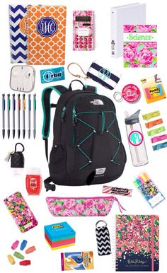 preppy school essentials
