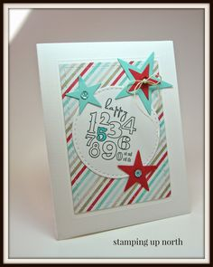 Stampin Up Bring on the Cake.... by stamping up north