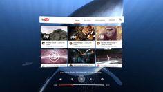 YouTube podría verse así gracias a Daydream