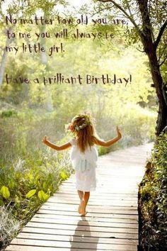 Daughter Birthday Quotes, Sayings