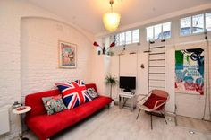 I'm not sure this #vacation #rental is #British enough. What do you think? http://www.nyhabitat.com/london-apartment/vacation/1188