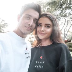 Happy Valentines Day to my beautiful forever Valentine ♥️ love you so freaking much Jess! if you want these love never fails sweater they're available for the next 24 hours