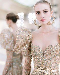 Elie Saab Haute Couture; Primavera Estate 2020 - Charme and More