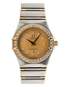 "Omega Women's ""Constellation"" Watch"