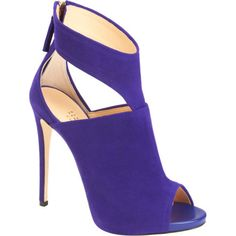 Barneys New York - Wide T-Strap Sandal