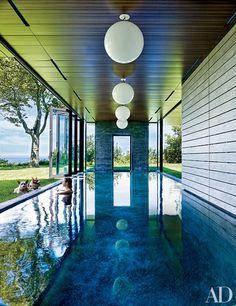 18 Amazing Indoor Pools