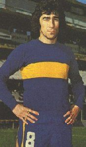 Jorge Benitez , Boca