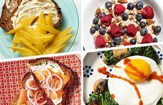 8 opções de café da manhã que te farão perder peso