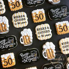 Cheers And Beers Cookies Doughhead Cookies In 2019