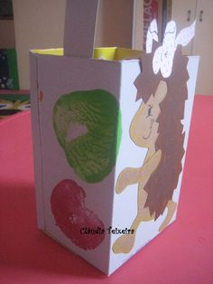 Pão por Deus - c/ recurso a caixas de cereais Paper Shopping Bag, Education, Halloween, Cereal Boxes, Sint Maarten, Cupcake, Recycling, Autumn, Creative Ideas