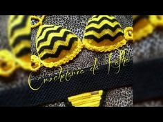 Biquíni Chevron em crochê - YouTube Bikinis Crochet, Crochet Bikini Top, Parte Superior Del Bikini, Battle Jacket, Crochet Blocks, Crop Top Bikini, Crochet Diagram, Crochet Videos, Swimwear