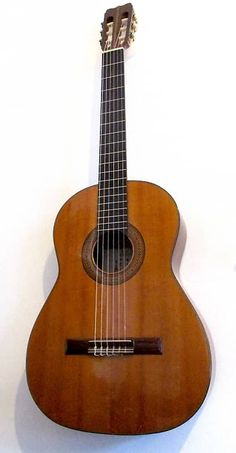 Master S. Yairi Artiste 1970 Solid cedar top vintage classical guitar Serial 148 This is one of best guitars I have had the pleasure to set-up and play in many Guitar Bag, Cool Guitar, Classical Guitars, The Soloist, Study Pictures, Beautiful Guitars, Top Vintage, Cool Things To Make, Nikon