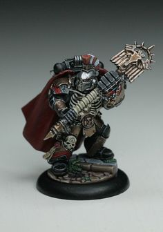 Vadskærs Marines - The Bolter and Chainsword : A 40k Space Marine Resource
