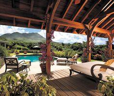 Best Caribbean Resorts and Hotels: Four Seasons Resort, Nevis