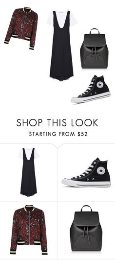 """""""Untitled #9"""" by kofolga on Polyvore featuring Marni, Converse and Étoile Isabel Marant"""
