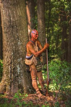 Eastern Woodlands Indian