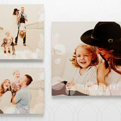 Display your precious memories with timeless wall decor, canvas prints,  and