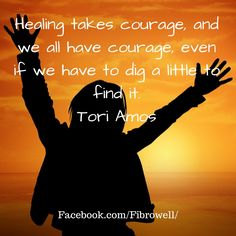 #Healing #Courage #Quote #ToriAmos