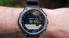 #AndroidWear is usually comfy with one button but it seems they're switching things up a bit. @wareable https://www.wareable.com/android-wear/casio-smart-outdoor-watch-wsd-f10-review #wareable