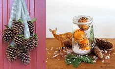 Cele mai frumoase decoratiuni de Craciun - un festin ornamental