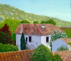 A window to somewhere in France  plein air painting  #art #artist #artoftheday #drawing #artwork #beautiful #painting #artpublic #talentedpeopleinc #art_we_inspire #art_instablog #сейчас_рисую #крадикакхудожник #рисуйкаждыйдень #global_art #global_artist #arts_help #artvkvadrate #blvart #voulart #topcreator #art_we_inspire #france #visitfrance #provence #architecture #nawden by art_de_lapinou