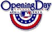 Dodger Opening Day 2012