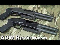Alliance Armament Accelerator Pistol Shotgun