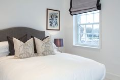 Bedroom Interior with a View of Victoria Memorial | JHR Interiors