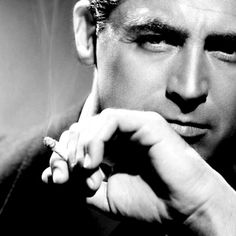 Cary Grant  sigh.. i have a huge 4 ft x 4 ft portrait in my office