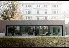 Claridge Architects' Oak Hill Park house in London