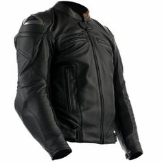 DAINESE - Rebel Leather Motorcycle Jacket - Leather - Jackets - Biker - CycleGear - Cycle Gear