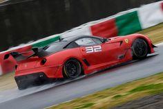 Ferrari 599XX Evoluzione.