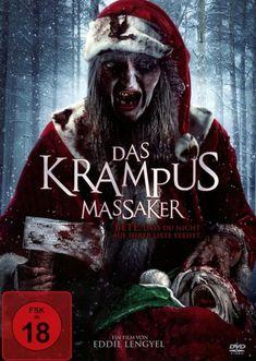 Das Krampus Massaker - Uncut [DVD]