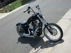 2012 Custom Harley Davidson Sportster 72
