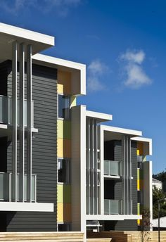 Regent Park Apartments for WCC City Housing Designgroup Stapleton Elliott