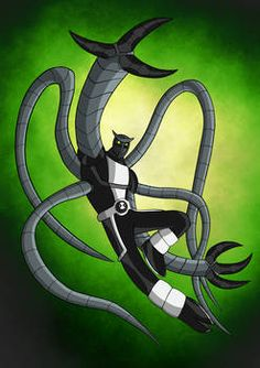 Ben 10 Omegatrix: Metalium - Posed by TheHawkDown Aliens, Ben 1000, Symbiotes Marvel, Ben 10 Ultimate Alien, Venom Art, Ben 10 Alien Force, Ben 10 Omniverse, Ben Tennyson, Alien Design
