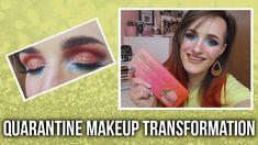 Quarantine Makeup Transformation