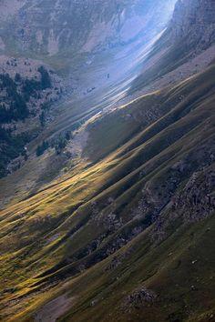 Sous le col de la Bonette  Ubaye valley, southern french Alps