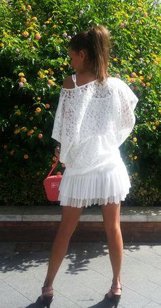 Vestido de tul http://probandoropa.com/es/vestidos/vestido-de-tul