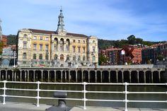 El #ayuntamiento de Bilbao