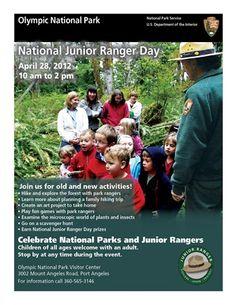 Junior Ranger Day 2012