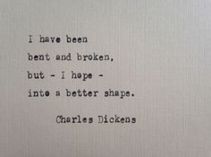 Love this, from Dickens!ღ